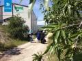 Usine de production d'huile d'olive